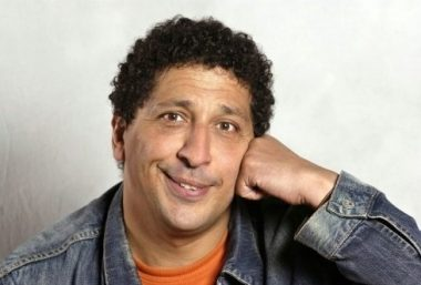 L'humoriste français Smaïn