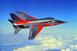 Avion états-unien North American YF-107 Ultra-Sabre
