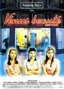 """Affiche du film français """"Vénus beauté (Institut)"""" de Tonie Marshall (1999)"""