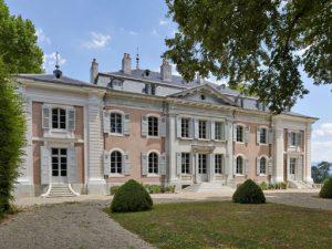 Le château de Voltaire, à Ferney devenue Ferney-Voltaire (01)