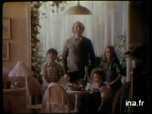 Publicité Danette 1986