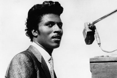 Le pionnier du rock états-unien Little Richard