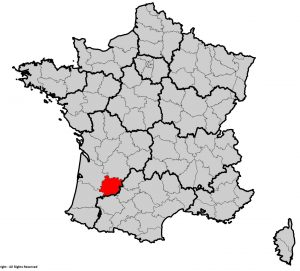 Le département du lot (46) en région Occitanie