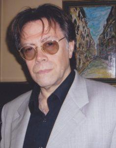 L'écrivain français Pierre Merle