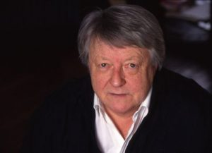 L'acteur français Roger Dumas
