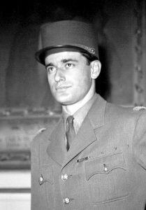 Le général de brigade Jacques Chaban-Delmas