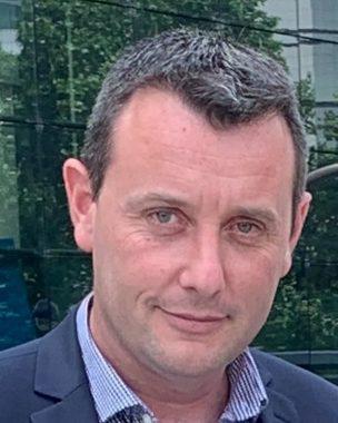 Fabien Vanhemelryck, secrétaire général du syndicat Alliance Police Nationale