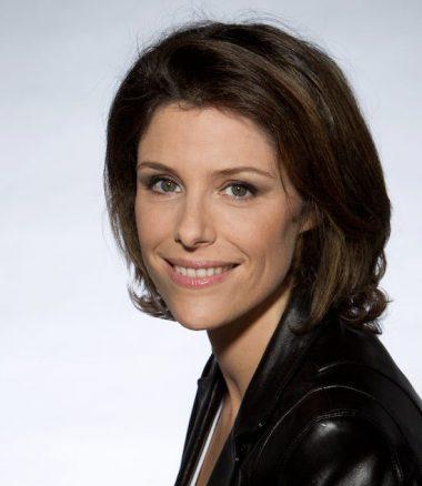 La journaliste française Géraldine Muhlmann