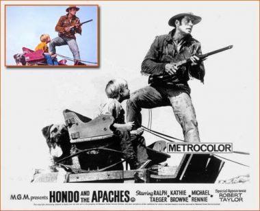 """""""Hondo et les apaches"""" de Lee H. Katzin (1967)"""