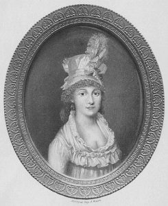 Julie Bouchaud des Hérettes, épouse Charles