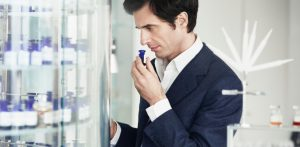 Olivier Polge, créateur-parfumeur chez Chanel
