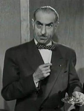 L'acteur français Orbal