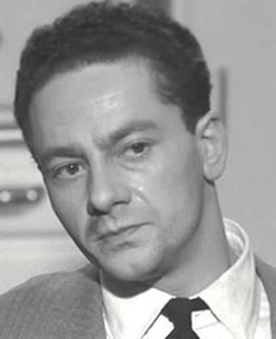 L'acteur et scénariste français René Havard