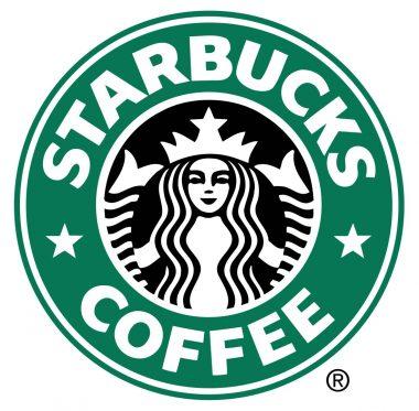 Logo de l'entreprise états-unienne Starbucks, fondée en 1971