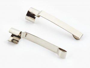Agrafes métalliques de stylo