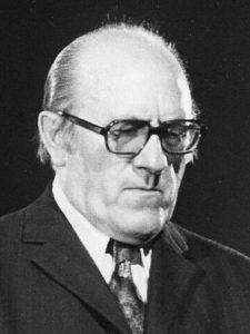 L'acteur français Albert Michel