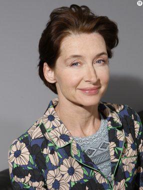 L'actrice française Anne Brochet