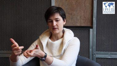 Le docteur Anne Sénéquier, co-directrice de l'Observatoire de la santé mondiale de l'IRIS (Institut de Relations Internationales et Stratégiques)