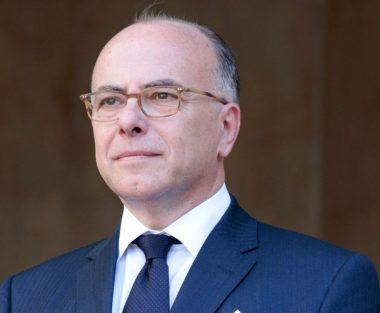 L'homme politique français Bernard Cazeneuve