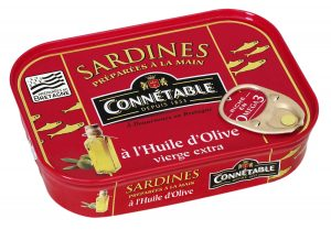 Sardines Connétable