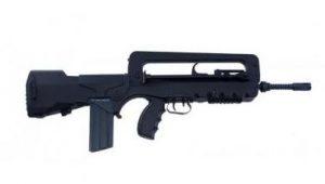 Fusil d'assaut français FAMAS