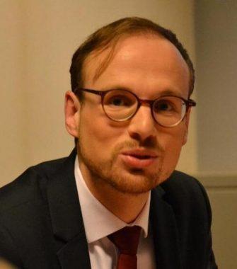 Florian Bercault, maire DVG (DiVers Gauche) de Laval (53)