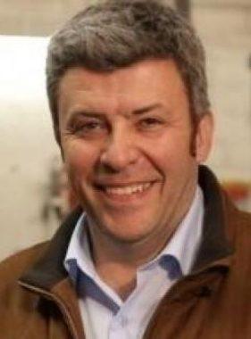 Le journaliste automobile et éditeur français François Allain