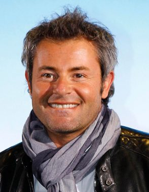 L'animateur de télévision français Jérôme Anthony