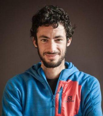 """Le champion espagnol Kilian Jornet i Burgada surnommé """"L'ultraterrestre"""" ou """"L''extraterrestre du trail"""""""