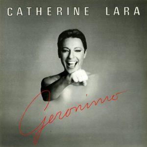 "Disque 33t de Catherine Lara ""Geronimo"" (1980)"