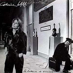 "Disque 33t de Catherine Lara ""La rockeuse de diamant"" (1983)"