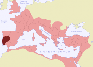 La Lusitanie impériale romaine