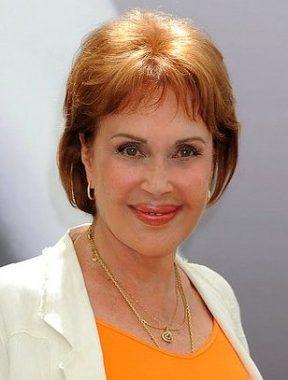 L'actrice française Pascale Roberts