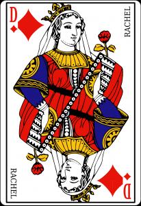 Reine de Carreau
