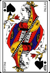 Reine de Pique