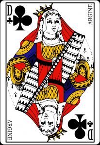 Reine de Trèfle