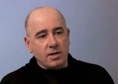 Le journaliste sportif français Thierry Marchand