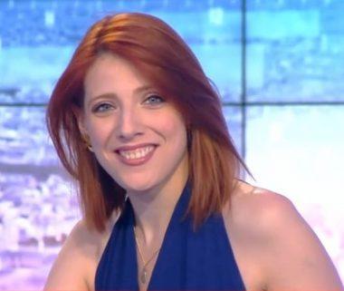La journaliste française Claire Delorme