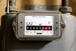 Compteur à gaz