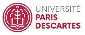 logo de l'ancienne université Paris-V René-Descartes, à Paris (75) (1er janvier 1971 - 31 décembre 2019)