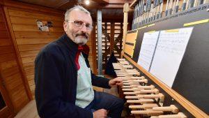 Jacques Martel, le carillonneur du beffroi de Bergues (62)