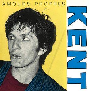 Le premier 33 tours solo du chanteur français Kent (1982)