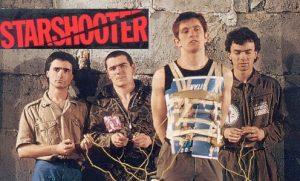 Le groupe punk lyonnais Starshooter (1975-1982)