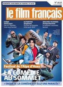 """L'hebdomadaire français """"Le film français"""""""