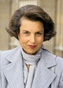 Lilinae Bettencourt, la femme la plus riche du monde
