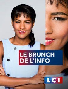 La journaliste française Marie-Aline Méliyi