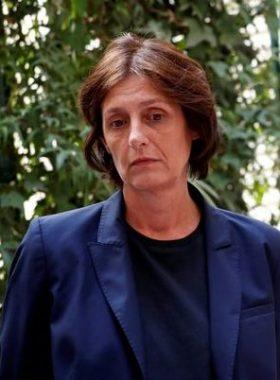 Marie-Pierre Caley, cofondatrice et directrice générale de l'ONG française Acted (Reuters/Benoit Tessier)