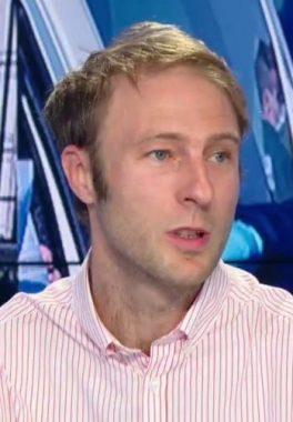 Le médecin épidémiologiste français Martin Blachier