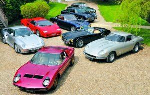"Automobiles de collections (""Oldtimers"")"