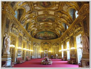Les ors de la république : le palais du Luxembourg (Sénat)